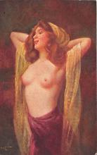 nud008484 - Nude Postcard