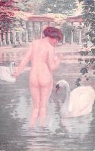 Artist A.E. Bisson