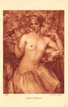nud008494 - Humbert Vignot Nude Postcard