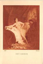 nud008495 - Rixens Nude Postcard