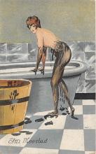 nud008500 - Nude Postcard