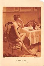 nud008521 - Nude Postcard