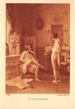 nud008527 - Marais Milton Nude Postcard