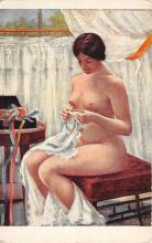 nud008529 - Nude Postcard