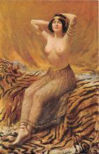 nud008539 - Odaliske Nude Postcard