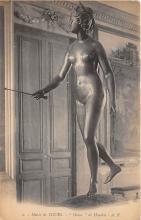 nud008541 - Diane de Houdon Nude Postcard
