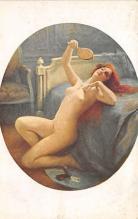 nud008542 - Nude Postcard