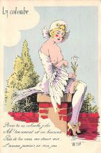 nud008546 - Nude Postcard