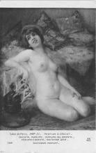 nud008549 - Nude Postcard