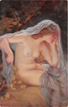 nud008551 - Elegie Elegie, Elegy Nude Postcard