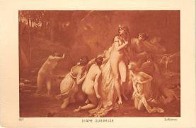 nud008557 - Lefebvre Nude Postcard