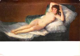 nud008558 - The Nude Maja Nude Postcard