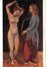 nud008570 - La Toilette 1906 Nude Postcard
