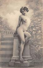 nud010009 - French Nude Postcard