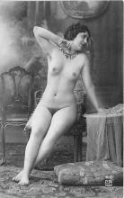nud010020 - French Nude Postcard