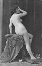 nud010022 - French Nude Postcard
