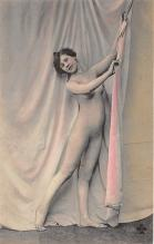 nud010039 - French Nude Postcard