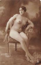 nud010051 - French Nude Postcard