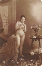 nud010058 - French Nude Postcard