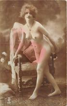 nud010072 - French Nude Postcard