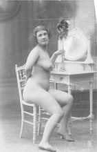nud010078 - French Nude Postcard