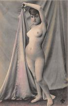 nud010081 - French Nude Postcard