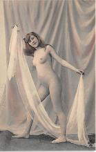 nud010082 - French Nude Postcard