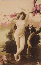 nud010086 - French Nude Postcard