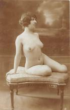 nud010087 - French Nude Postcard