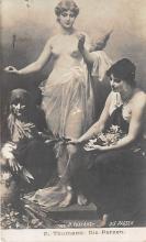 nud011020 - Russian Nude Postcard