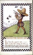 nur001037 - Tom Tom the Pipers Son postcard postcards
