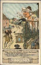 nur001043 - Randolph Caldecott postcard postcards