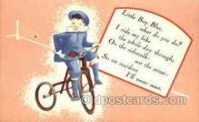 nur001103 - Little Boy BlueLittle Boy Blue, Nursery Rhyme, Postcard Postcards