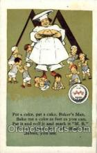 nur001123 - Pat a Cake, Pat a Cake Nursery Rhyme, Postcard Postcards