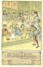 nur001131 - The Queen of Hearts Artist Randolph Caldecott, Nursery Rhyme, Postcard Postcards