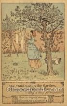 nur001166 - Artist Randolph Caldecott Nursery Rhyme Postcard Post Card Old Vintage Antique