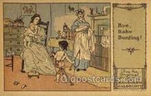 nur001202 - Artist Randolph Caldecott Nursery Rhyme Postcard Post Card Old Vintage Antique