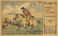 nur001203 - Artist Randolph Caldecott Nursery Rhyme Postcard Post Card Old Vintage Antique