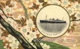 nyk001090 - S.S. Asama Maru Nippon Yusen Kaisha Ship, NYK Shipping Postcard Postcards
