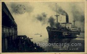 nyk001122 - NYK Shipping Nippon Yusen Kaisha Ship, NYK Shipping Postcard Postcards