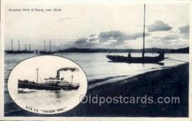 nyk001231 - S.S. Hakusan Maru Nippon Yusen Kaisha Ship, NYK Shipping Postcard Postcards