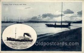 nyk001242 - S.S. Suwa Maru Nippon Yusen Kaisha Ship, NYK Shipping Postcard Postcards