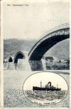 nyk001253 - S.S. Haruna Maru Nippon Yusen Kaisha Ship, NYK Shipping Postcard Postcards