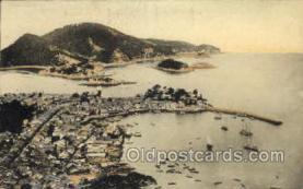nyk001256 - Tomonotsu, In Inland Sea Nippon Yusen Kaisha Ship, NYK Shipping Postcard Postcards