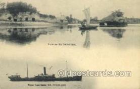 nyk001310 - S.S. Iyo Maru Nippon Yusen Kaisha Ship, NYK Shipping Postcard Postcards