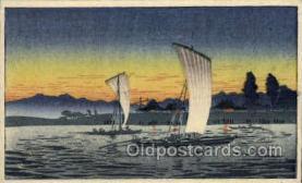 nyk001335 - Nippon Yusen Kaisha Ship, NYK Shipping Postcard Postcards