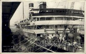 nyk001339 - Yokohoma Nippon Yusen Kaisha Ship, NYK Shipping Postcard Postcards