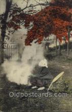 nyk001348 - Autumn Frost Nippon Yusen Kaisha Ship, NYK Shipping Postcard Postcards