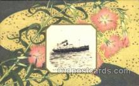 nyk001365 - Hakone Maru Nippon Yusen Kaisha, N.Y.K. Ship, Ships Postcard Postcards