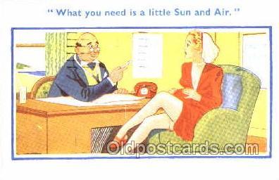 ocp050049 - Medical Doctor, Doctors, Postcard, Postcards